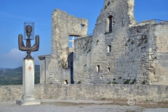 Locoste-ruiny-zamku-Markiza-de-Sade